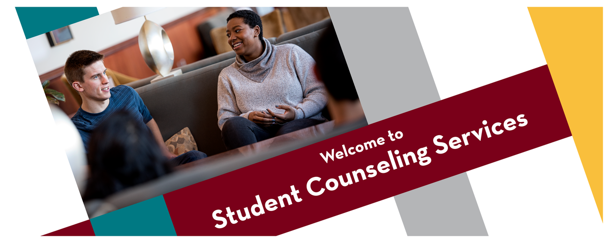 welcome to student counseling services